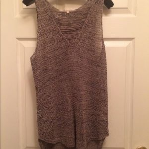 Beautiful Rachel Roy knit tunic